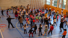 dance africaine, animation enfants, body percussions